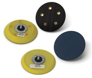 6 x 5/16-24 Firm Fiberglass Back Pad-6 VAC