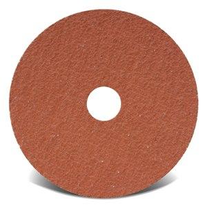 5 x 7/8 80G Premium Ceramic 2 Resin Fibre Disc - Top Sized